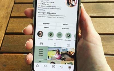 Hoe maak je een bedrijfsprofiel op Instagram?