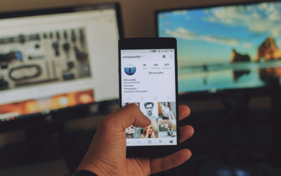 Je eigen linkpagina voor op je Instagram profiel